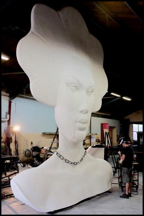 l'atelier artefact Courthézon, décor, scénographie