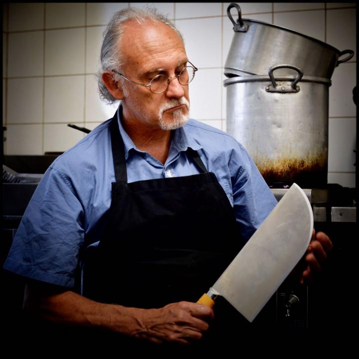 Lucien - Cuisinier -