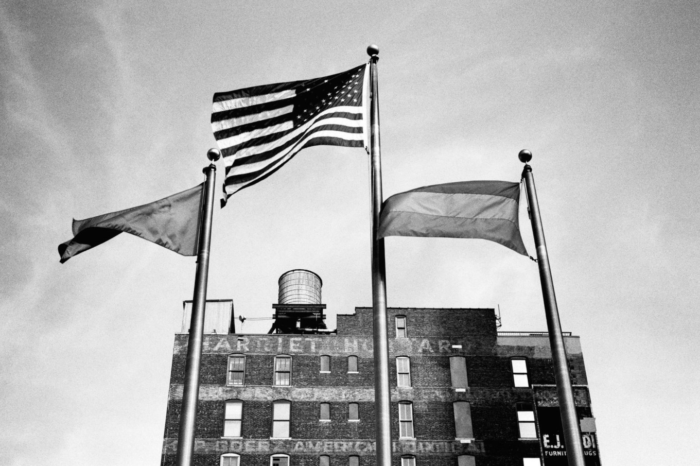 New York - American Spirit -