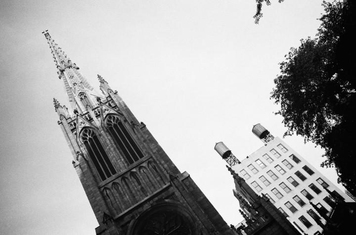 New York - Deux époques -