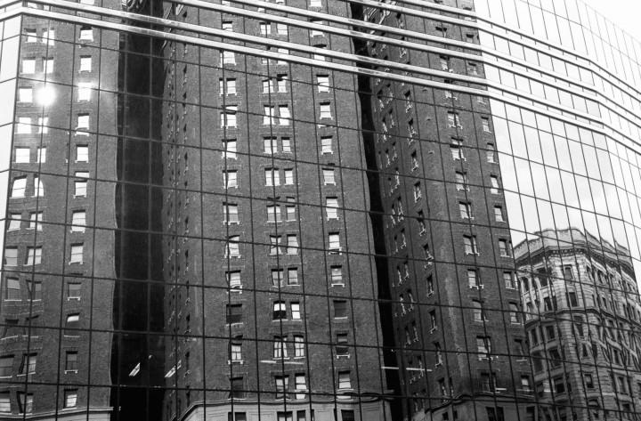 New York - Miroir dis- moi... -