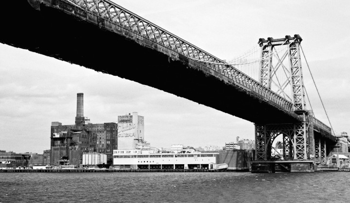 New York - Domino Sugar Factory -
