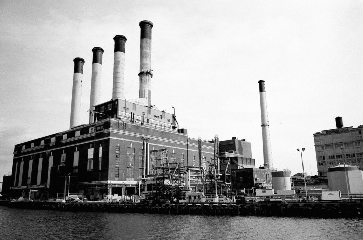 New York - Edison factory -