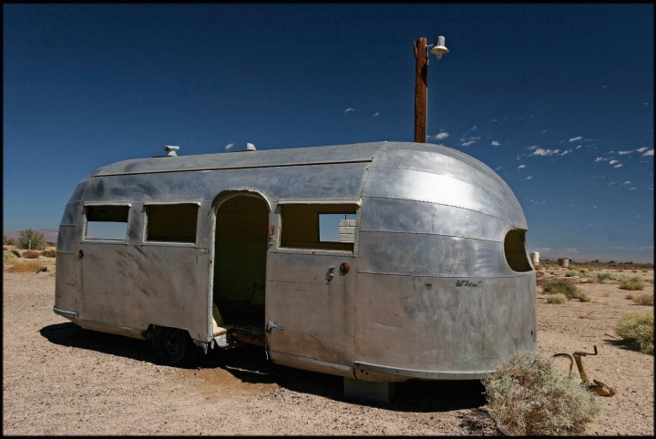 Bagdad Café, Newberry Springs, Californie, États-Unis