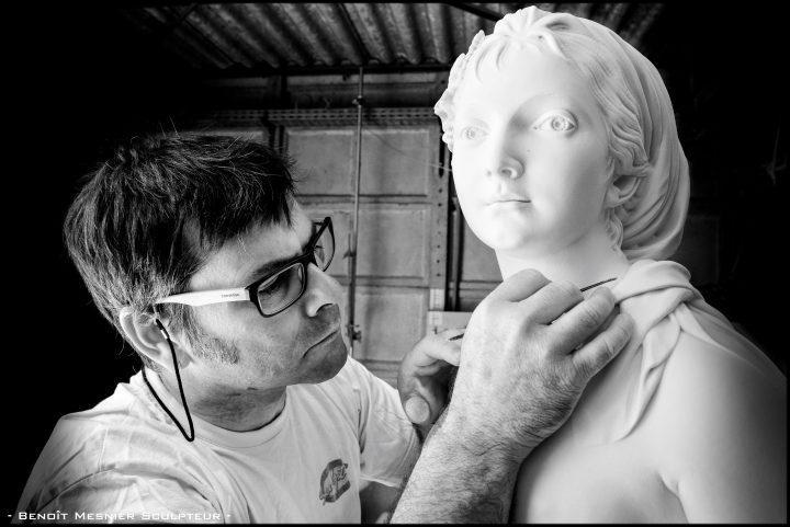 - Benoît Mesnier Sculpteur - Pujaut -