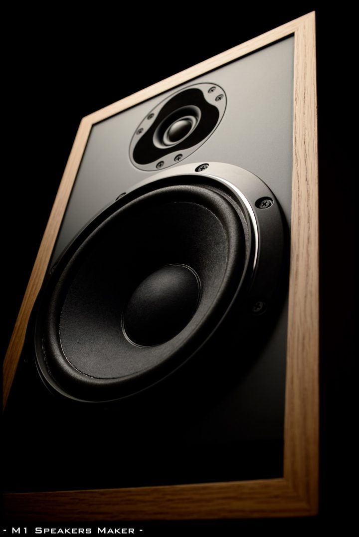 - M1 Speakers -
