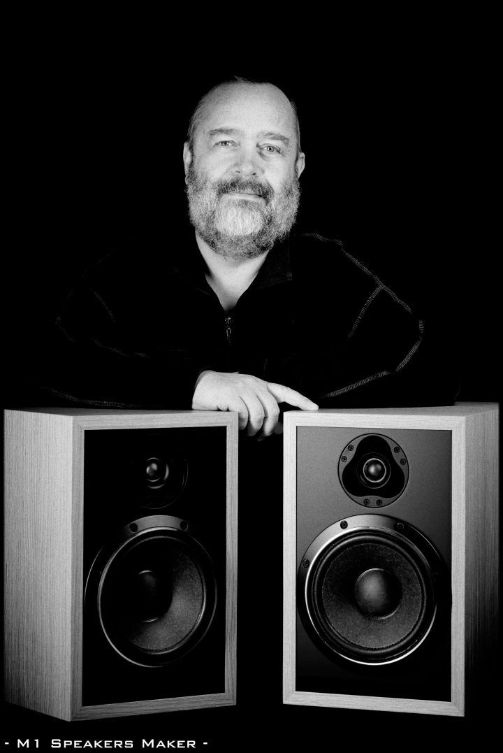 - M1 Speakers Maker - André.J -
