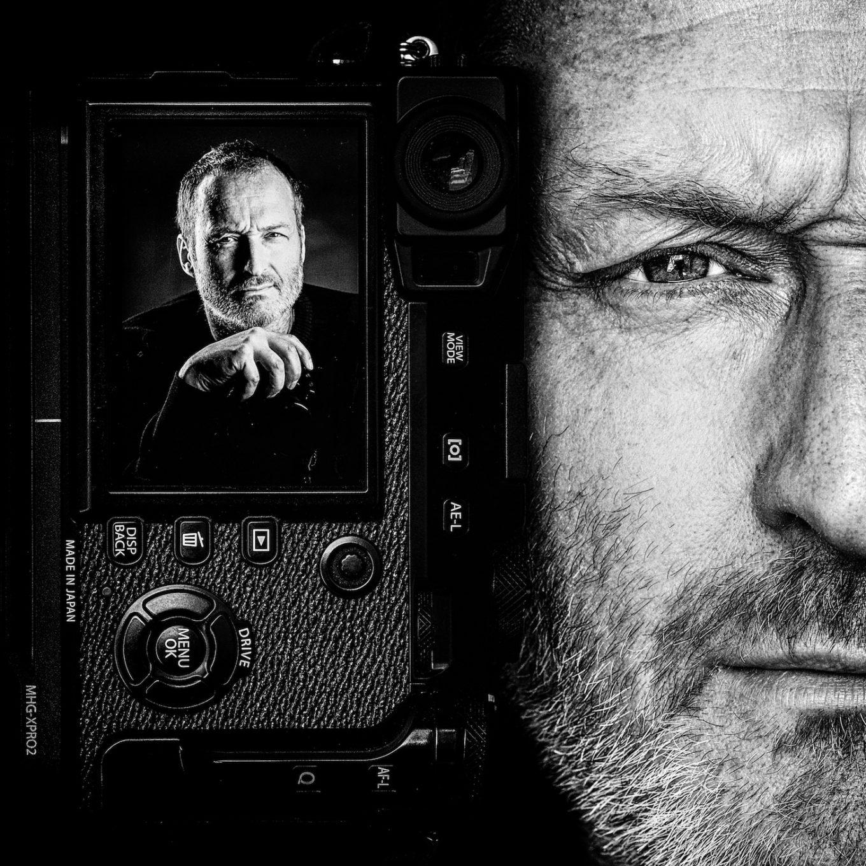- Autoportrait au XPro2 -