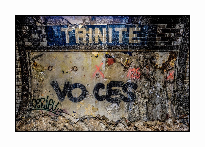 métro Trinité
