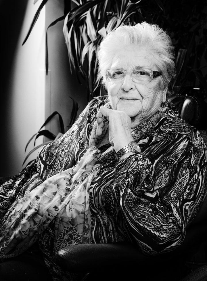 Augusta Besson 82
