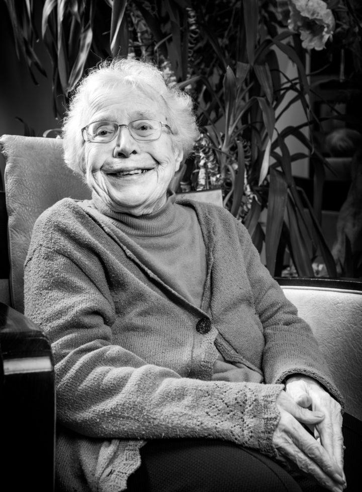 Augusta Besson 88