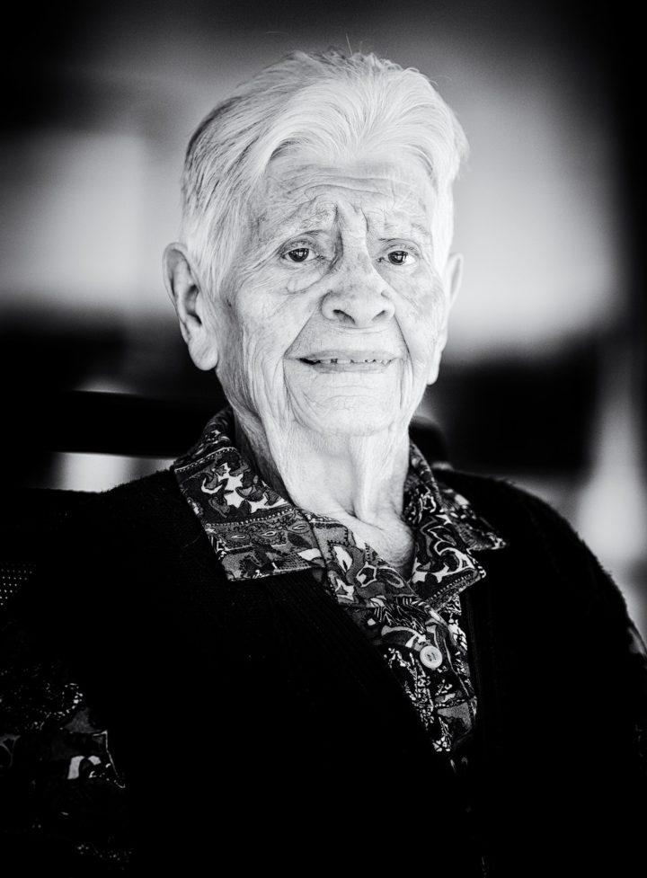 Augusta Besson 95